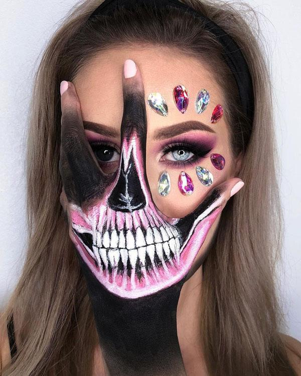 35 Halloween Makeup Ideas For Women