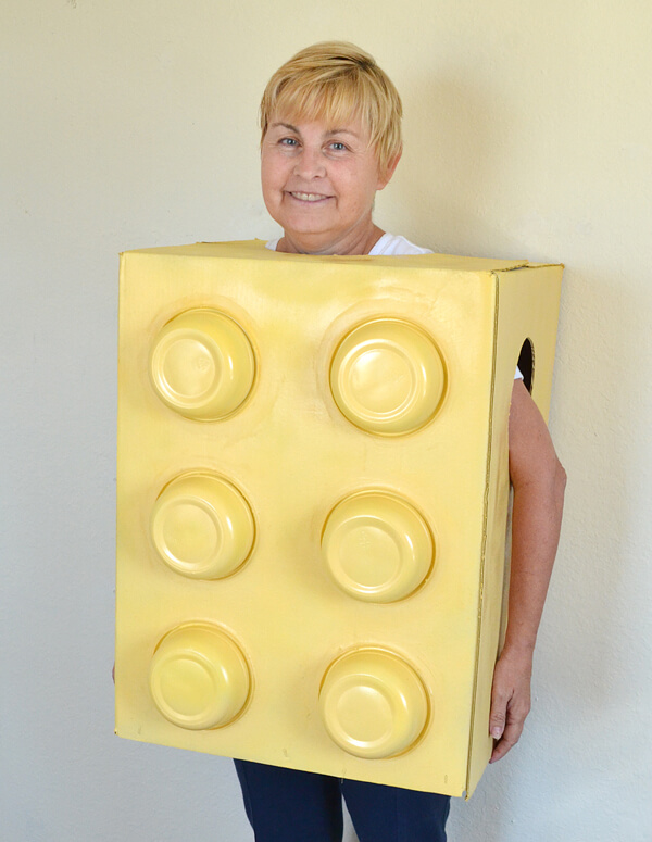 22 Clever DIY Halloween Costumes For Adults