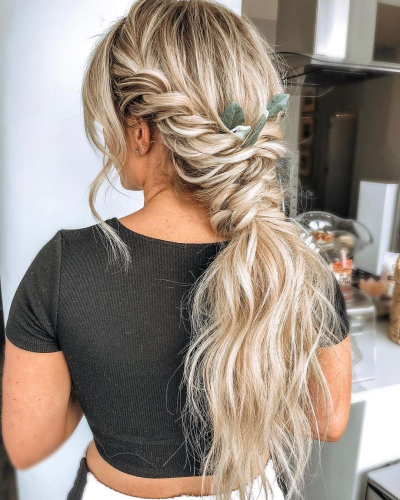 32 Stunning Ponytail Hairstyles To Try in 2019