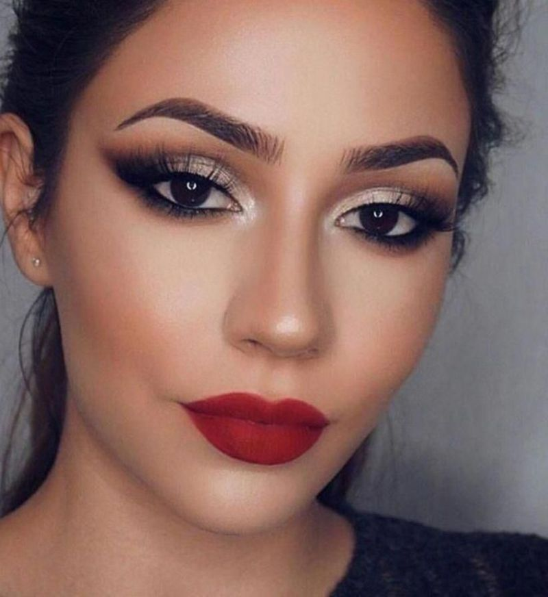40 Glamorous Party Makeup Looks For Holiday Occasions