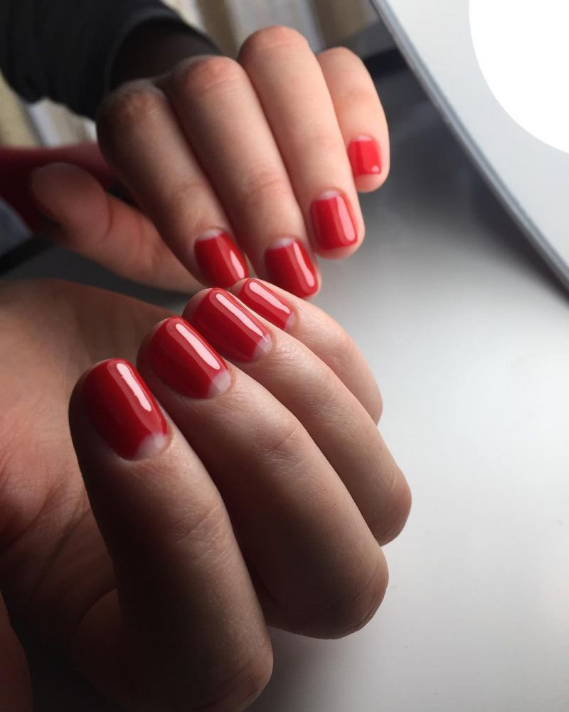 40 Classic Red Nail Designs You'll Fall In Love With
