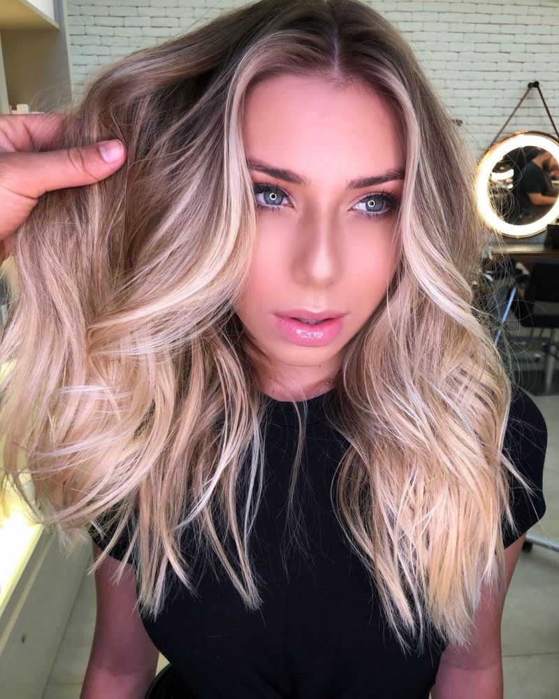 40 Trendy Shoulder Length Hairstyles For Women 2019