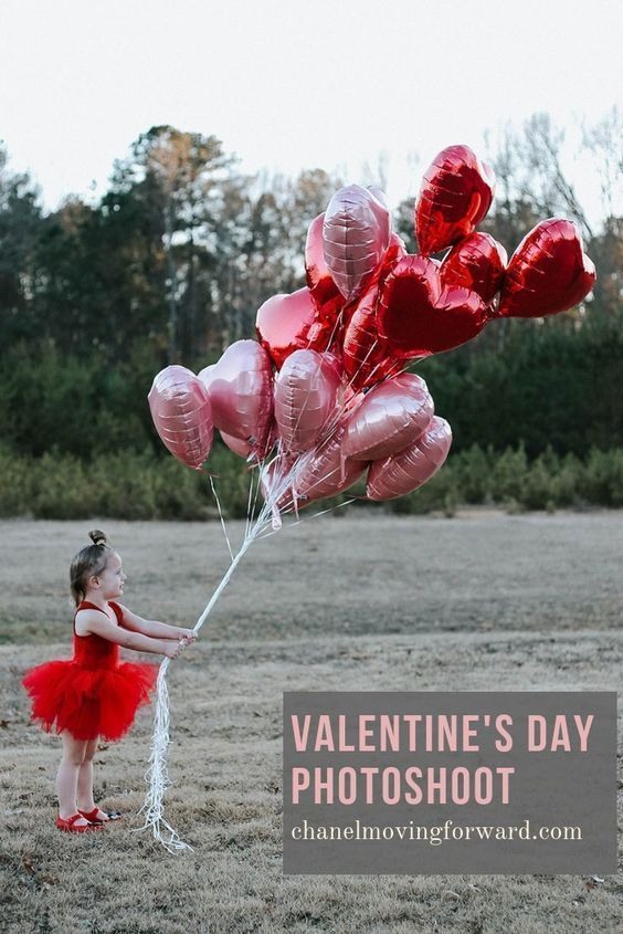 30 Unique Valentine's Day Photoshoot Ideas