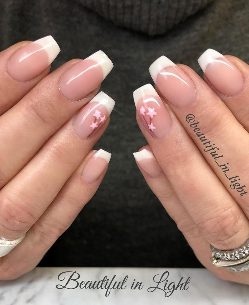 50 Trendy French Tip Nails You Must Try