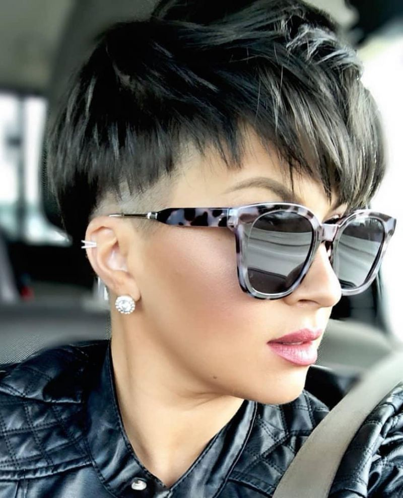 50 Cute Short Pixie Haircuts and Pixie Cut Hairstyles