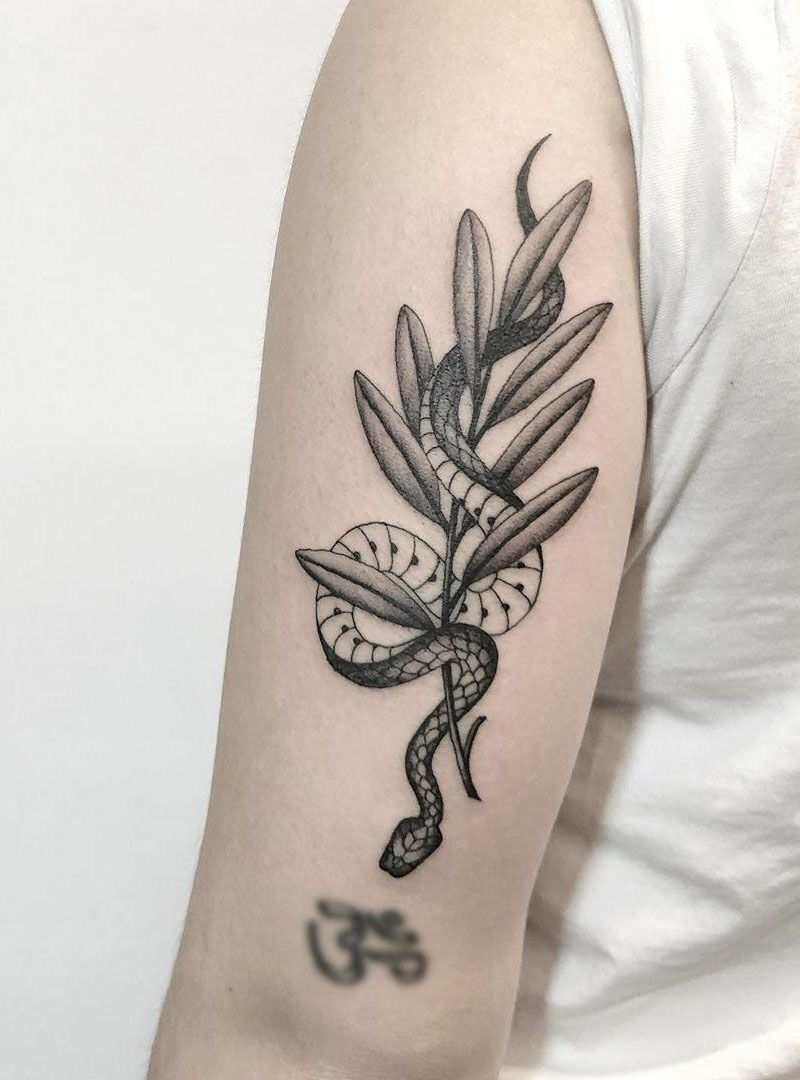 50 Amazing Snake Tattoos for inspiration 2020