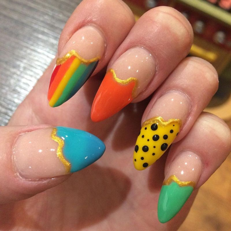 50 Perfect Easter Nail Art Designs You Have to Try This Spring