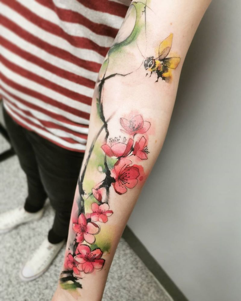 Pretty Colorful Tattoo Designs That Bring You Colorful Life