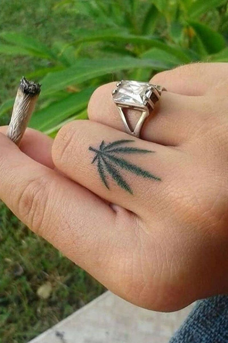 Exquisite Finger Tattoos That Give You a Different Feeling