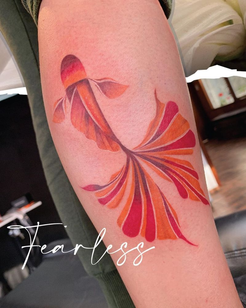 Pretty Fish Tattoos You Will Love to Try