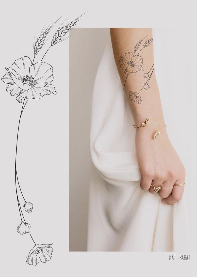 30 Creative Bracelet Tattoos You Will Love