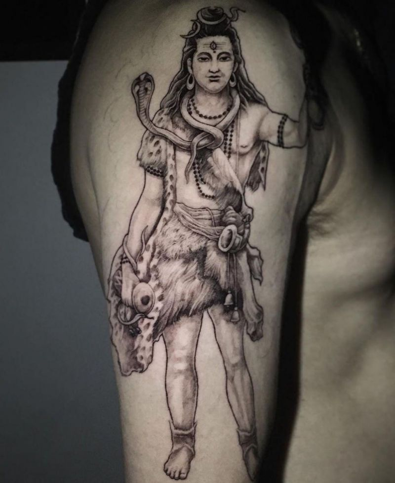 33 Pretty Hindu Tattoos to Inspire You