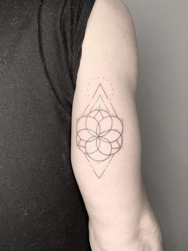 30 Pretty Circle of Life Tattoos Enhance Your Personality