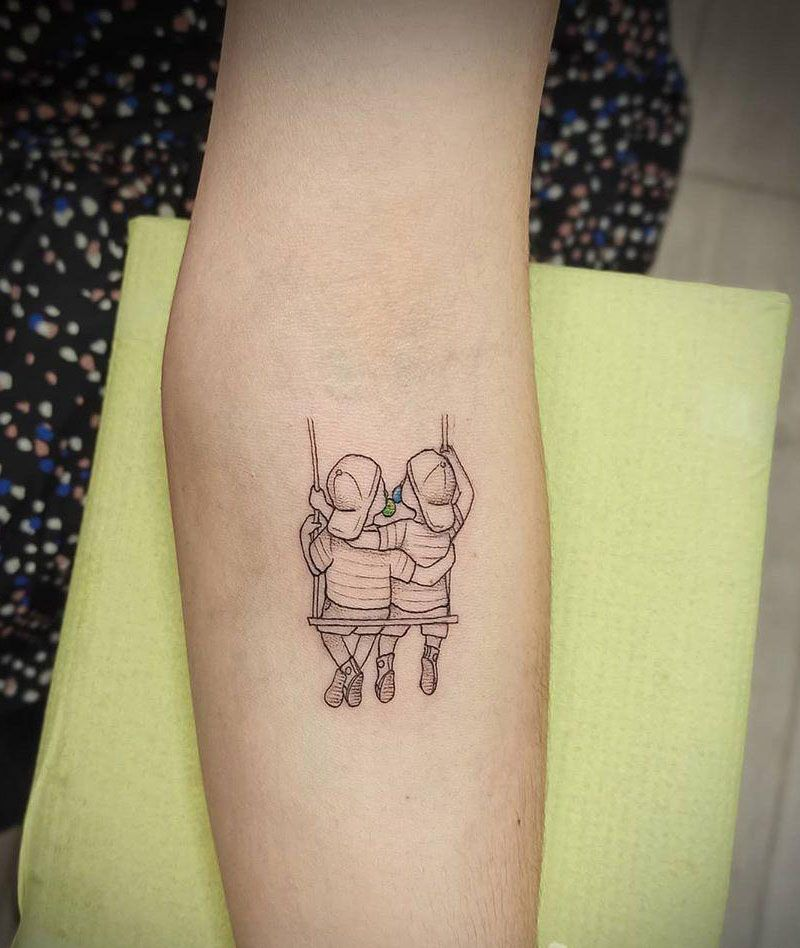 30 Gorgeous Swing Tattoos You Must Try
