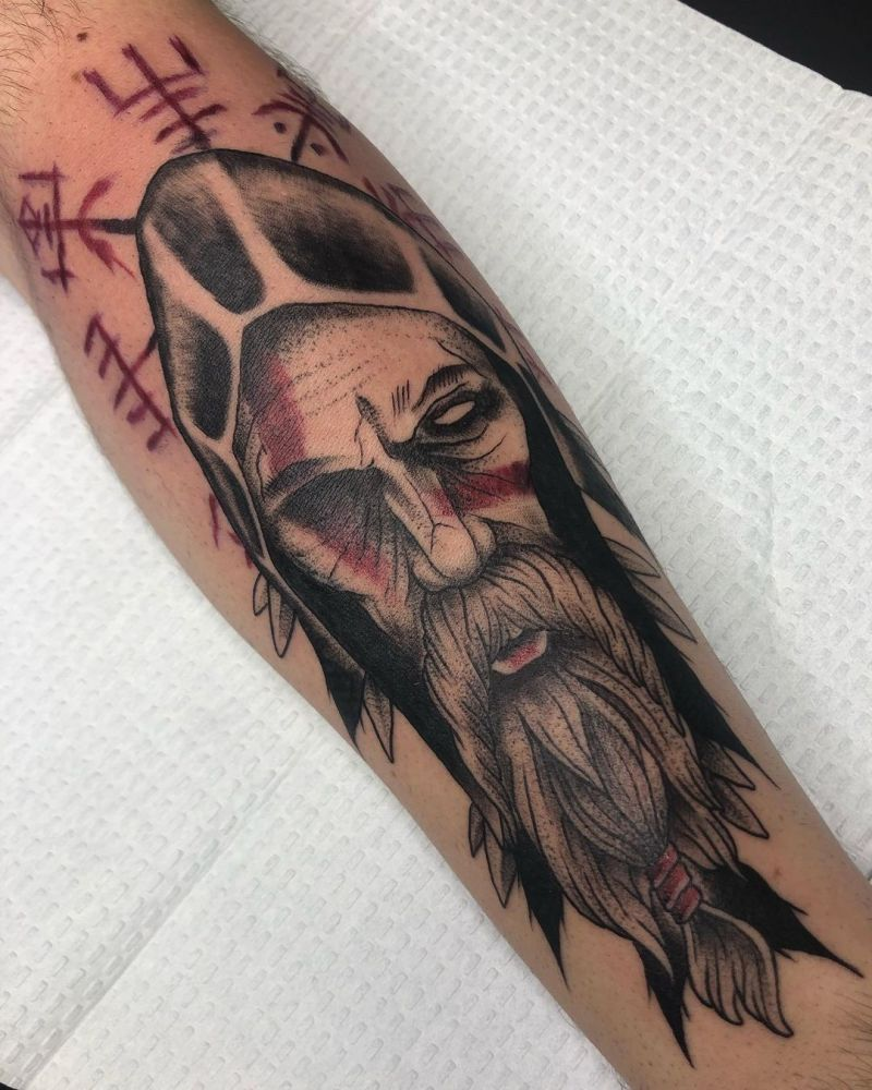 30 Pretty Viking Tattoos You Must Try