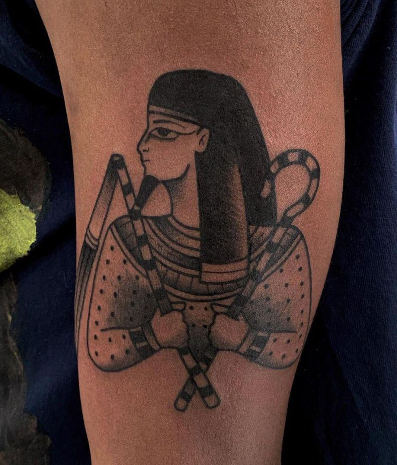30 Pretty Osiris Tattoos You Must Try