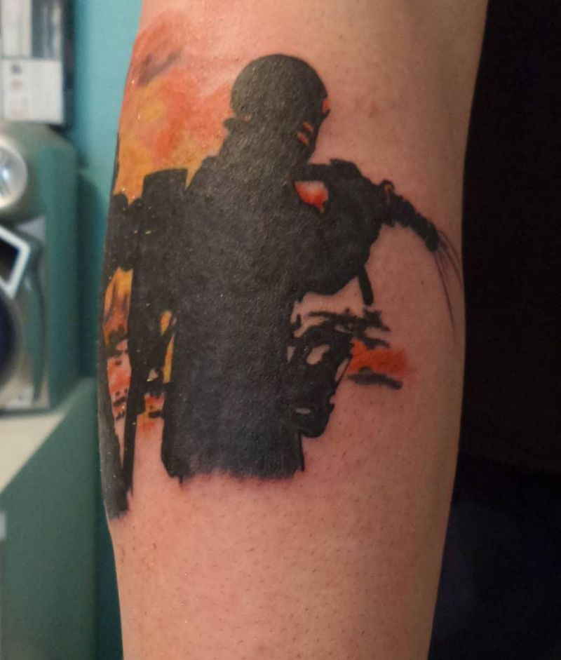 30 Pretty Firefighter Tattoos You Must Love