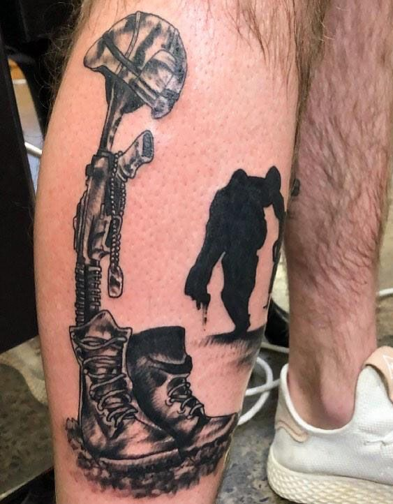 30 Great War Tattoos You Will Love