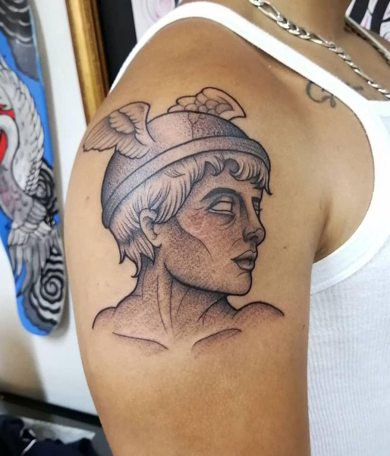 30 Unique Hermes Tattoos You Must Try